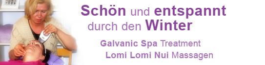 Nail Essence - Galvanic Spa und Lomi Lomi Nui
